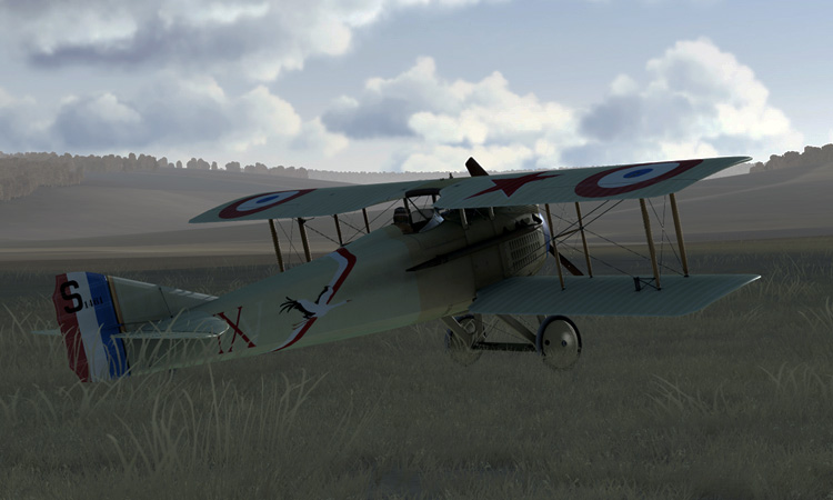 Rise of Flight - Spad VII