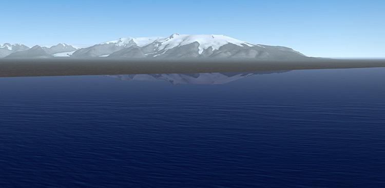 Strike Fighters 2: North Atlantic - Terrain