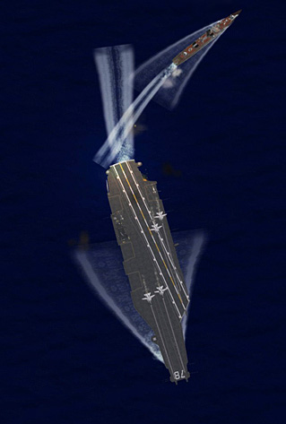 Strike Fighters 2: North Atlantic - Surprise!