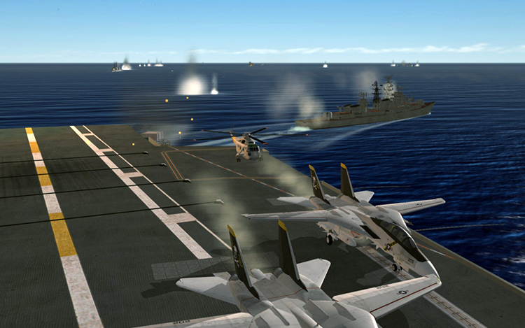 Strike Fighters 2: North Atlantic - Surprise!