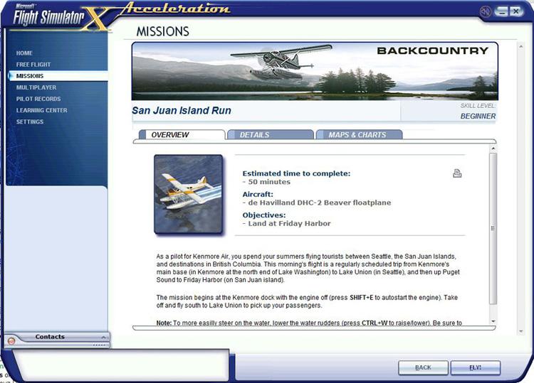 FSX Missions