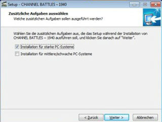 Install screen 3 - Desastersoft's Channel Battles