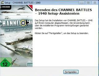 Install screen 5 - Desastersoft's Channel Battles