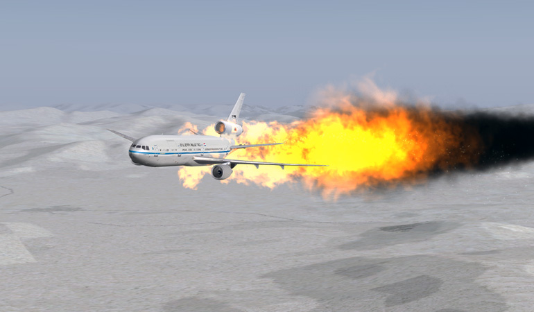 As of right now about the only thing you can do is shoot down FSX airliners...