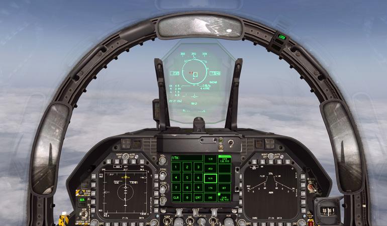 Different radar modes.