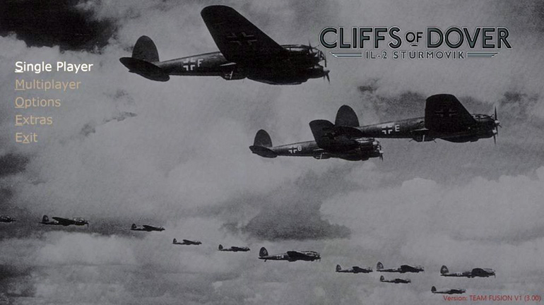 Game Changer: The Team Fusion Mod for IL-2 Sturmovik: Cliffs of Dover