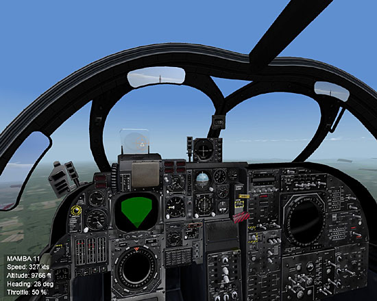 The A-6 Cockpit