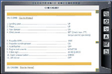 Electronic Kneeboard.