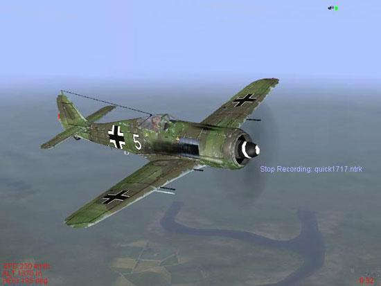 the FW-190