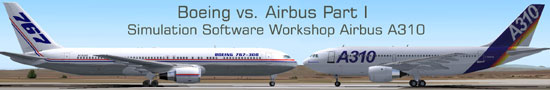 Boeing vs. Airbus - Part 1