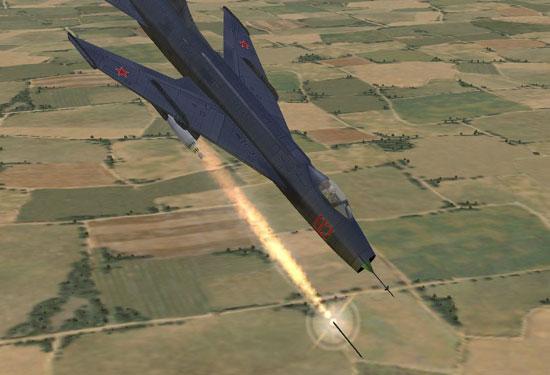 Su-7 Attack