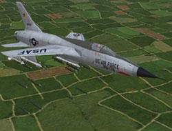 AD's F-105D