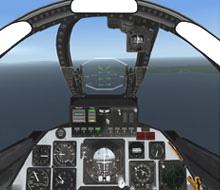 Tomcat Cockpit.