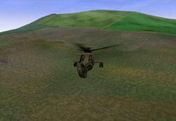 Old terrain palette