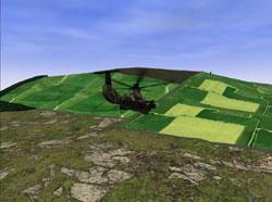 New terrain palette