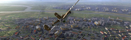 Banking Over Town