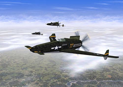 USAAF-canard answer to Shinden-RAF_Dumo pic.