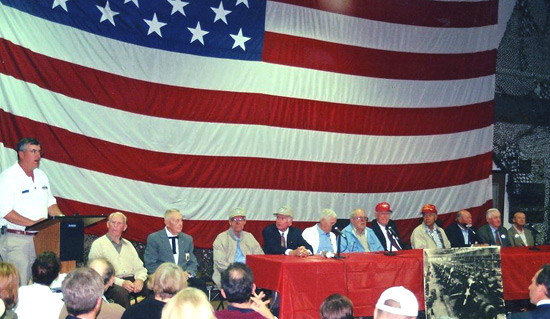 World War II Veterans.