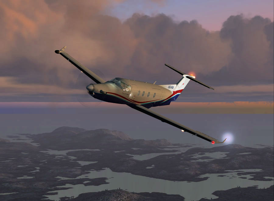 FS-9 Tricked out vs FSX Question - SimHQ Forums