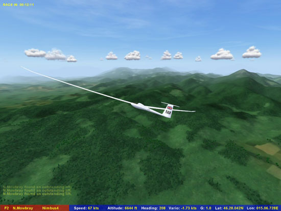 Condor: The Competition Gliding Simulator