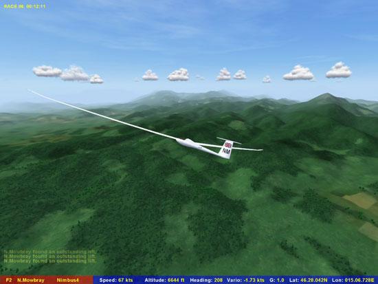 Condor: The Competition Gliding Simulator