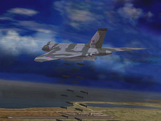 Vulcan Dawn Bombing