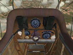 Sopwith Camel Cockpit