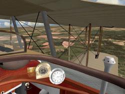 SPAD Cockpit