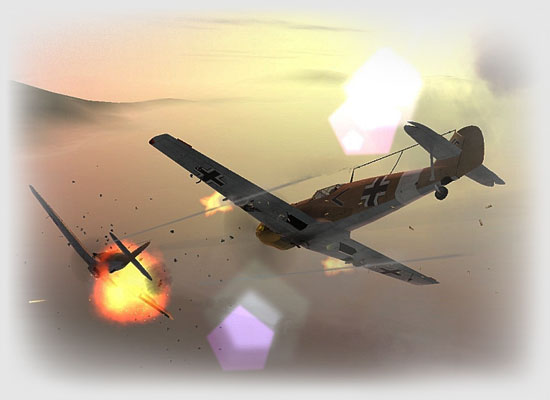 Ghost Skies: IL-2 Series Online Competition League