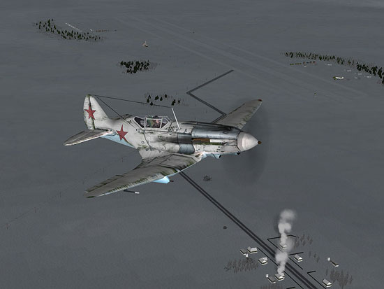 Pe-2 and Pe-3 for IL-2 Forgotten Battles