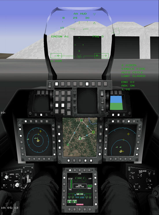 Total Air War: Training Mission #1 – Basic Aircraft
