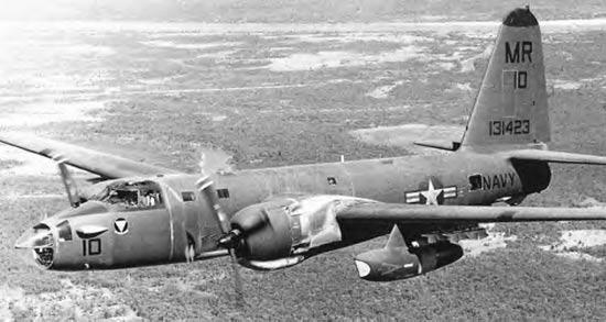 Navy P-2