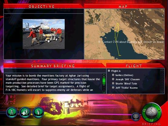 OPF17 mission