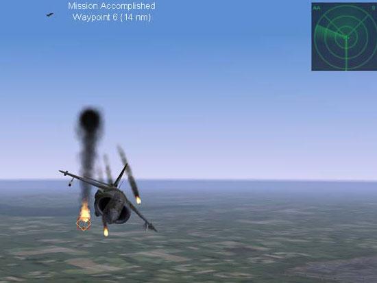 Harrier Kill