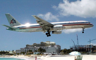 Fly American Airlines