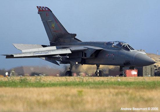 The 2006 RAF Leuchars Battle of Britain Air Show