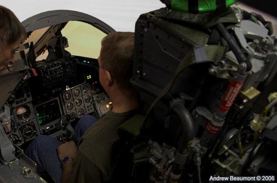 Tornado F.3 Simulator