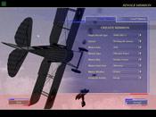 Single Mission Screen