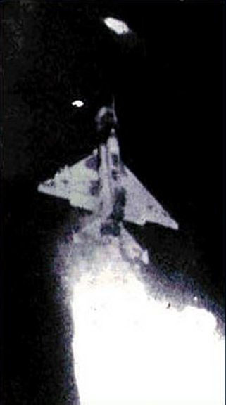 MiG Kill 1973