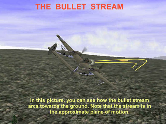 Picture Of Bullet Stream