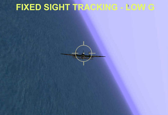 Fixed Sight Tracking - Low G