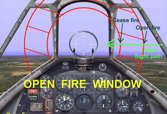 Open Fire Window