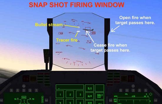 Snap Shot Firing Window