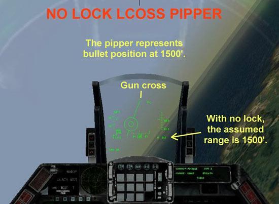 No Lock LCOSS Pipper - Falcon 4