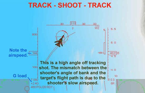 Track - Shoot - Track