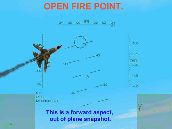 Open Fire Point