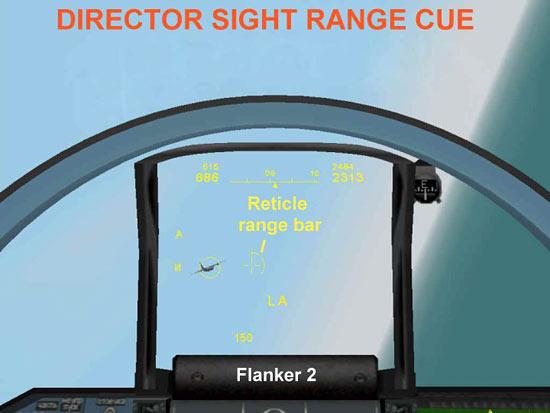 Director Sight Range Cue - Flanker 2