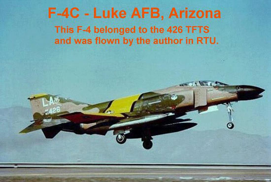 RTU F-4, Luke AFB, Arizona