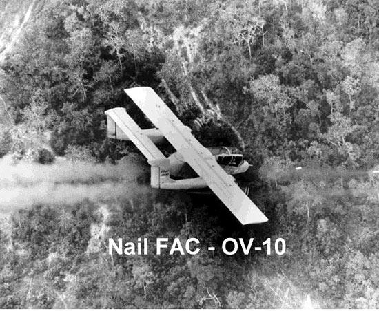 OV-10 Forward Air Controller
