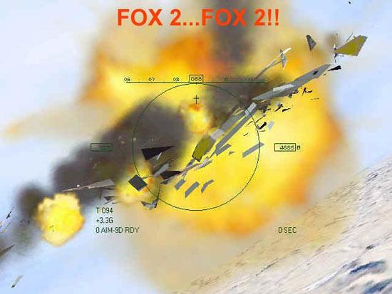Fox Two...Fox Two!!